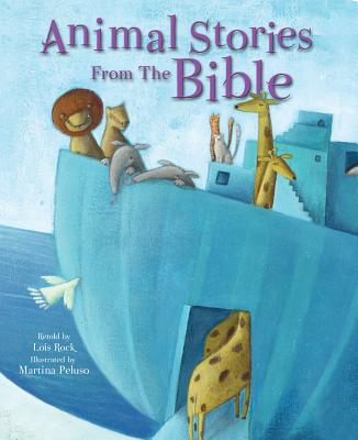 Animal Stories from the Bible Cover