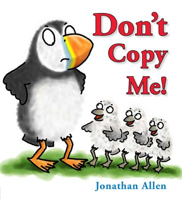 Don't Copy Me! Cover