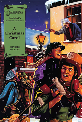 Christmas Carol (Illustrated Classics) Cover Image