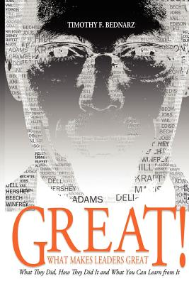 Cover for Great! What Makes Leaders Great