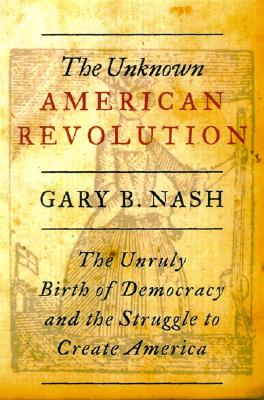 The Unknown American Revolution Cover