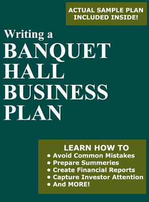 Writing a Banquet Hall Business Plan Cover Image