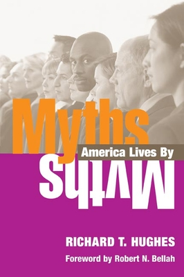 Myths America Lives by Cover