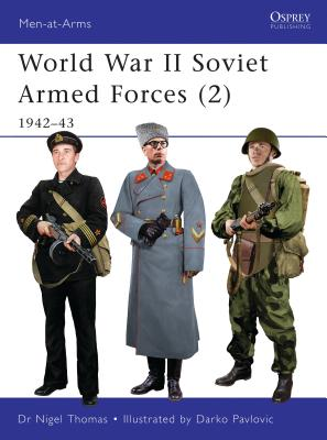 World War II Soviet Armed Forces (2): 1942-43 Cover Image