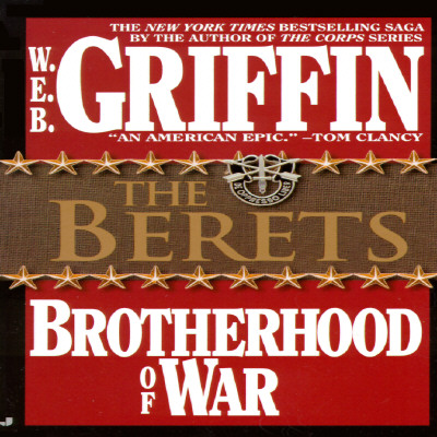 The Berets (Brotherhood of War #5) Cover Image