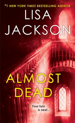 Almost Dead (The Cahills #2) Cover Image
