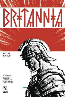 Britannia Deluxe Edition Cover Image