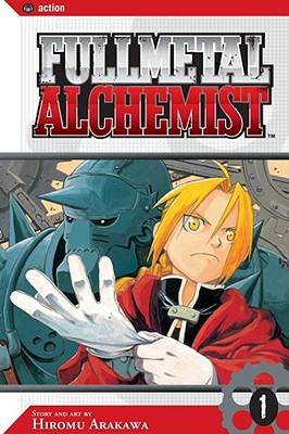 Fullmetal Alchemist, Volume 1 Cover
