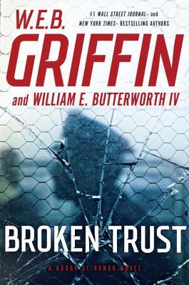 Broken Trust (Badge Of Honor #13) Cover Image