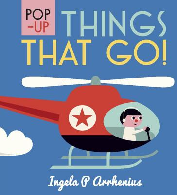 Pop-up Things That Go! Cover Image