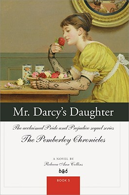 Mr. Darcy's Daughter Cover Image