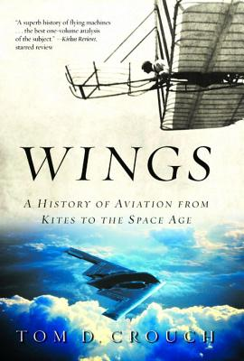 Wings: A History of Aviation from Kites to the Space Age Cover Image