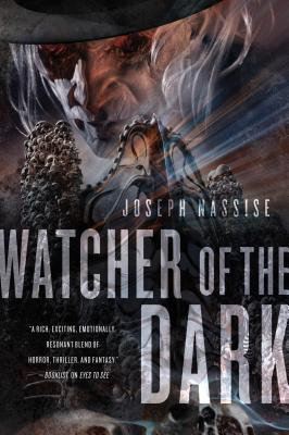Watcher of the Dark Cover