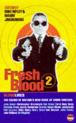 Fresh Blood II Cover