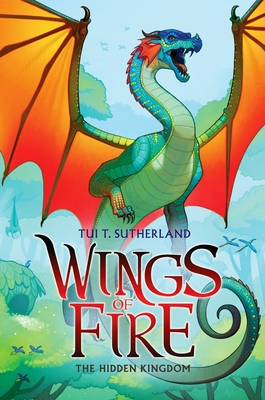 The Hidden Kingdom (Wings of Fire, Book 3) Cover Image