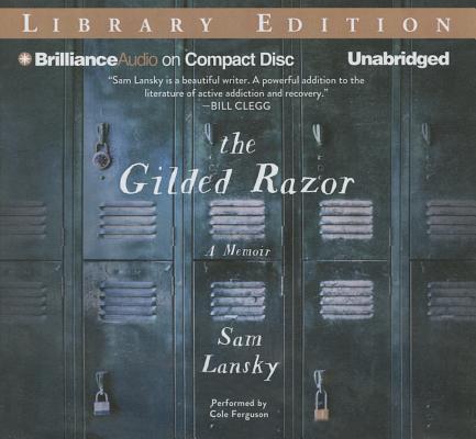 The Gilded Razor: A Memoir Cover Image