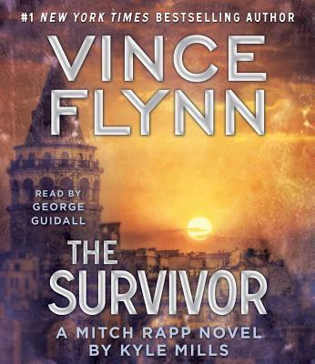 The Survivor (A Mitch Rapp Novel) Cover Image