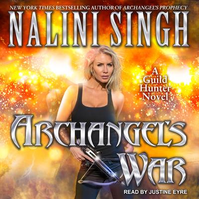Archangel's War (Guild Hunter #12) Cover Image