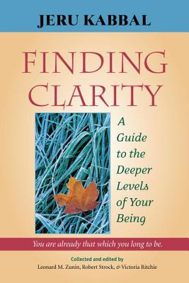 Finding Clarity Cover