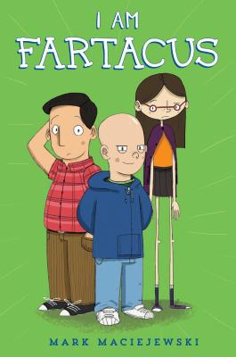 Cover for I Am Fartacus (MAX)