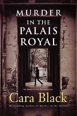 Murder in the Palais Royal Cover