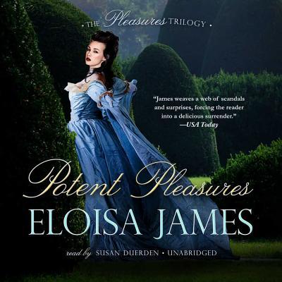 Potent Pleasures Lib/E (Pleasures Trilogy #1) Cover Image