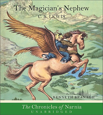 The Magician's Nephew CD: The Magician's Nephew CD Cover Image