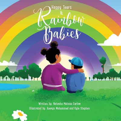 Happy Tears & Rainbow Babies Cover Image