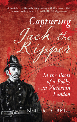 Cover for Capturing Jack the Ripper