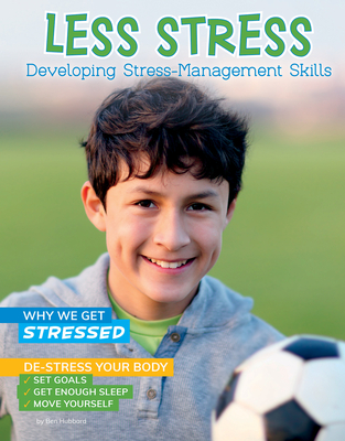 Less Stress: Developing Stress-Management Skills (Chill) Cover Image