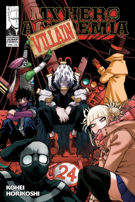 My Hero Academia, Vol. 24 (My Hero Academia  #24) Cover Image
