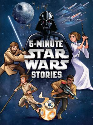 Star Wars: 5-Minute Star Wars Stories (5-Minute Stories) Cover Image