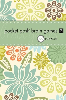Cover for Pocket Posh Brain Games 2
