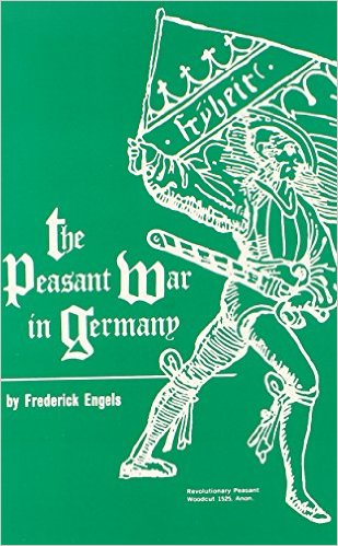The Peasant War in Germany Cover Image
