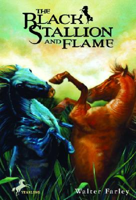 The Black Stallion and Flame Cover