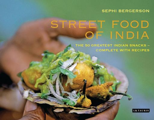 Street Food of India Cover
