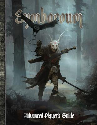 Symbaroum Advanced Player's Guide Cover Image