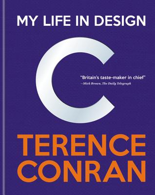 Terence Conran: My Life in Design Cover Image