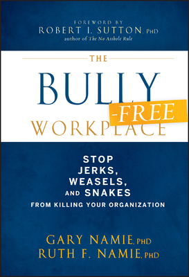 The Bully-Free Workplace Cover