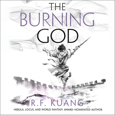 The Burning God Lib/E Cover Image