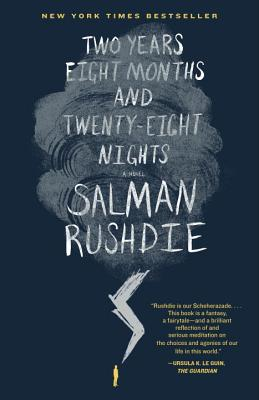 Two Years Eight Months and Twenty-Eight Nights: A Novel Cover Image