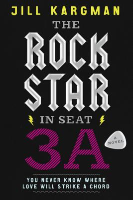 The Rock Star in Seat 3A Cover