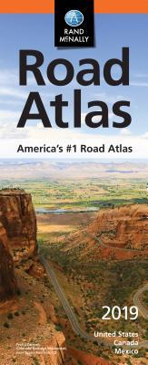 Rand McNally 2019 Compact Road Atlas Cover Image