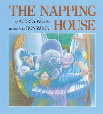 The Napping House: Lap-Sized Board Book Cover Image