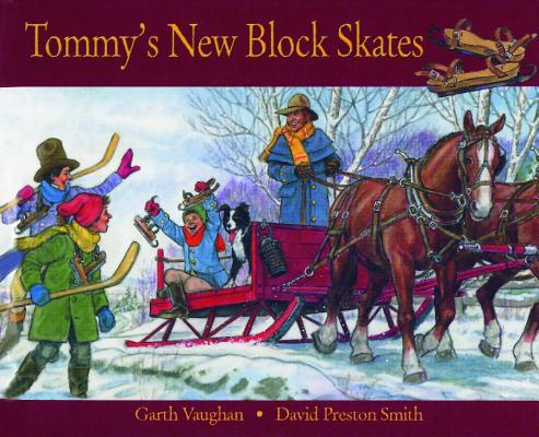 Tommy's New Block Skates PB cover
