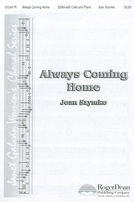 Cover for Always Coming Home