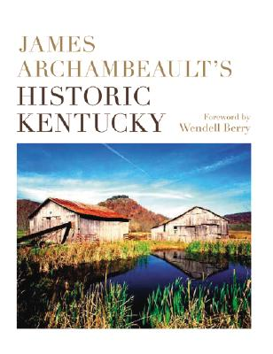James Archambeault's Historic Kentucky Cover