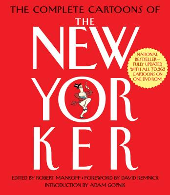 Complete Cartoons of the New Yorker [With DVD-ROM] Cover Image