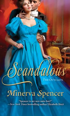 Scandalous (The Outcasts #3) Cover Image