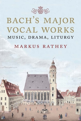 Cover for Bach's Major Vocal Works